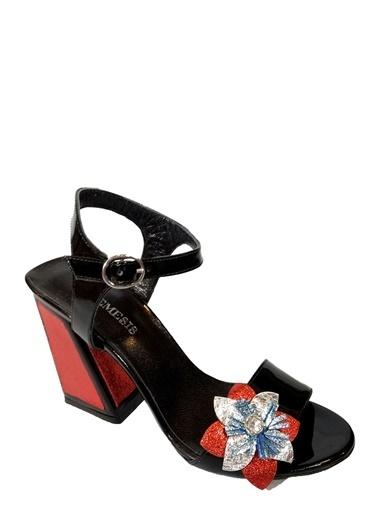 Nemesis Shoes Sandalet Kırmızı